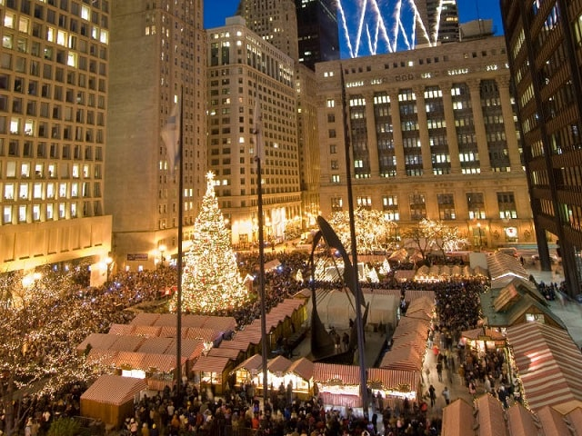 Chicago Christkindlmarket 2018