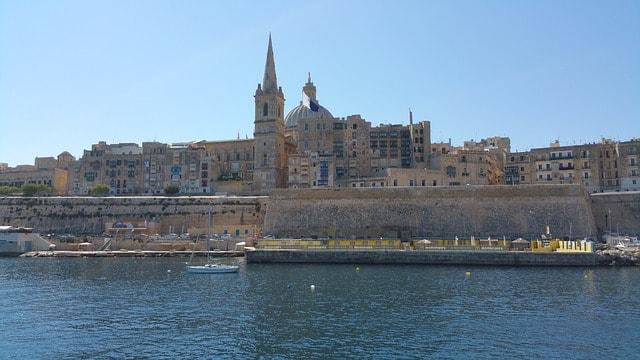 malta historical site