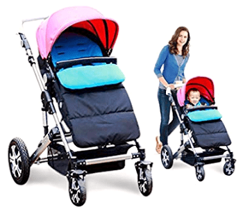 Kidsidol baby sleeping bag stroller blanket