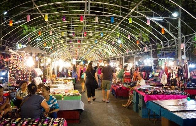 Shopping in krabi